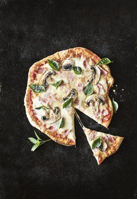 πίτζα pizza